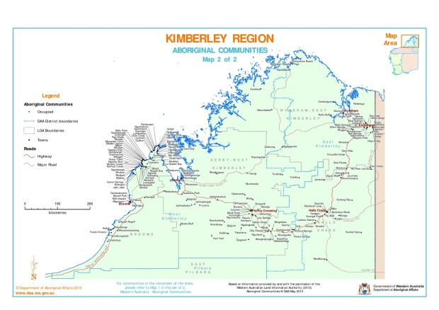Kimberley Aboriginal Communities