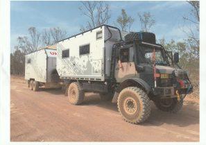 Unidan truck